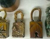 Miniature reliquaries ornaments/locket