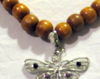 XS Dragonfly  Dog Neclace New