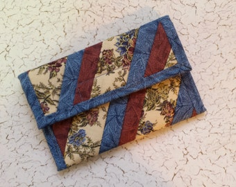 Quilted Coin Purse (CP127)