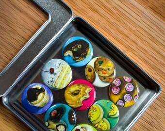Sale! Dessert magnet set