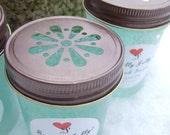 FRESH SNOW ~ Smelly Jelly Air Freshener