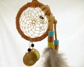 Buckskin and Shell Dreamc...