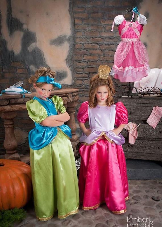 Cinderella's Wicked Step Sister Drizella