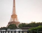 "Paris Photography, ""Eiffel Tower"" Paris Print Extra Large Wall Art Prints, Paris Wall Decor"