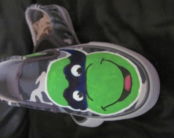 Teenage Mutant Ninja Turtle shoes