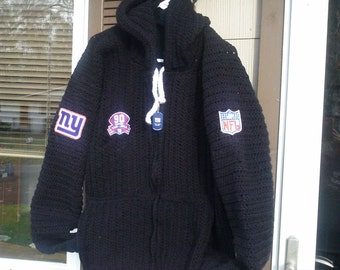 NY GIANTS adult hoodie NFL any team Colts Chicago Bears Steelers Cowboys Patriots