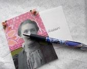 Pen -  Art Collage - Make Your Writing More Fun