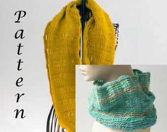 Cowl Crochet Pattern, Neck Warmer Pattern, Infinity Scarf Crochet Pattern, Easy  Quick Pattern, Instant Download PDF