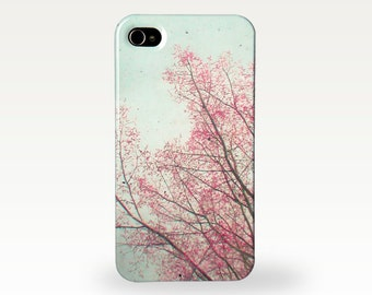 Tree Phone Case for iPhone 4/4s, 5/5s, 5c, 6, 6 Plus and Samsung Galaxy S3, S4 - Run Away With Me