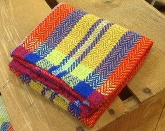 November Handwoven Kitchen Towel