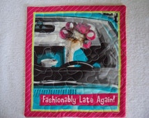 Novelty Mug Rug Coaster Housewares Kitchen Office Fun Coaster Place Mat