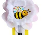 Bumblebee Hair Bow Holder