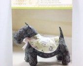 Anna Griffin Scotty Dog Stuffie Pattern designed by me
