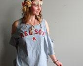 Grey Boston Red Sox Sport...