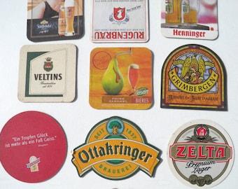 Cardboard coasters etsy - Cardboard beer coasters ...
