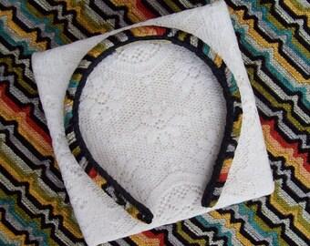 Bright Stripes Headband