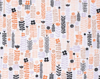Distrikt - Greenway in Petal - Erin McMorris - Half Yard Cotton Fabric