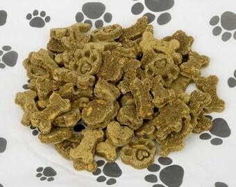 Pumpkin Apple Spice Grain Free Dog Treats - Handcrafted - All Natural - 6oz