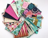 In Stock! PLAYFUL / Fat Quarter Bundle / Melody Miller / Cotton + Steel Complete Collection 16 pcs   //  US Shipping 5.75 dollars