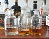 Liquor Decanter - Engraved - Bourbon, Scotch, Gin, Etc.