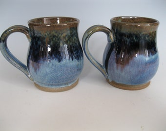 Coffee Mugs set of two