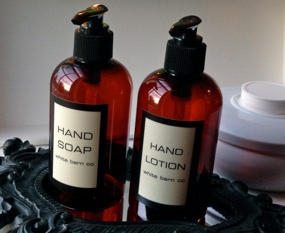 Items Similar To Decorative Soap Dispenser Bottles Lotion