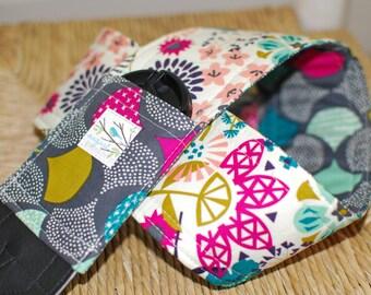 Camera Strap Koi Reversible with Lens Cap Pocket
