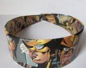 Hawkgirl Headband