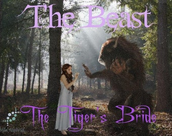 The Beast Limited Edition Perfume Oil - 5ml - A purplish civet, Italian lemon, a waft of incense and dirt-matted fur