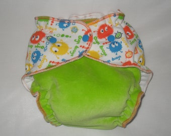Ooga fitted diaper