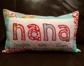 Custom Pillow for Stephanie