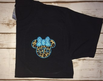 Minnie Mouse Disney initial tee