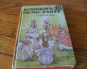 BUNNIKINS picnic party  a ladybird book