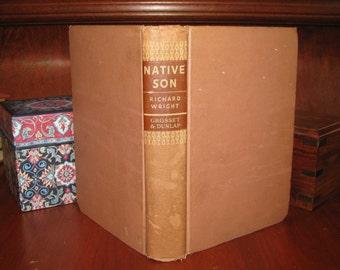 Native Son, Richard Wright, 1940s