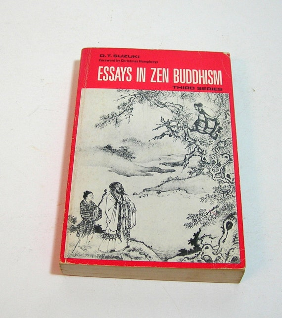 d.t. suzuki essays in zen buddhism third series