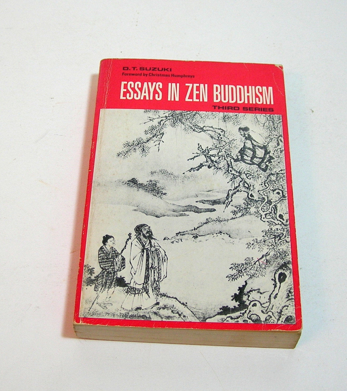 "suzuki essays in zen buddhism first series As one perceptive reviewer of suzuki's 1956 zen buddhism ""the sense of zen"" in essays in zen buddhism, first series los angeles review of books."