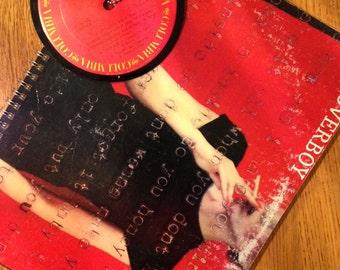 Loverboy Notebook