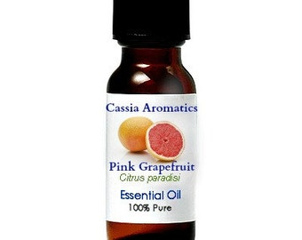 Pink Grapefruit Essential OIl Certified Pure Grade 100% Pure choose your size