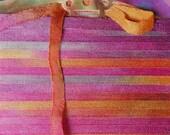 Bonbons Hand Dyed Silk Ribbon 4mm