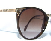 Beautiful Alpina Sunglasses  Rare made in W Germany 1980s/new lenses