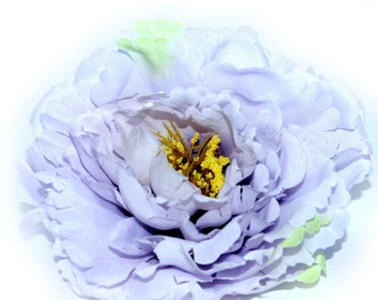 Lavender Peony - Artificial Flower, Silk Flower
