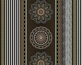 Spice Origin Stripe Fabric by the yardage