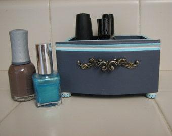 Small Drawer - Repurposed - Refinished - Storage - Small Box - Dresser - Vanity - Powder Room