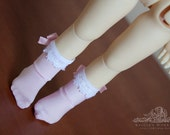 Lolita series - cute socks for YoSD tiny super dollfie dolls volks bluefairy luts soom