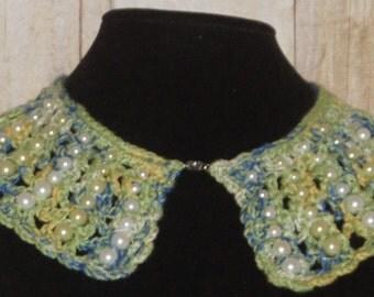 Pearl's of the Sea Collar