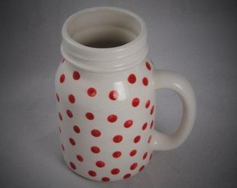 Ceramic Jar Mug