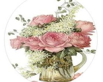 Envelope Sealers - Roses