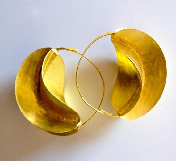 Fulani Earrings: Extra Large Fulani Earrings