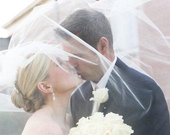 Wedding Earrings Pearl Teardrop Swarovski Pearl Earings White Ivory OR Cream Pearl Crystal Earrings Bridal Jewelry, Adalyn