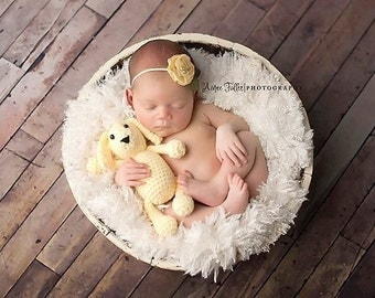 Little Bunny  Newborn Baby Photography Prop Pick your color